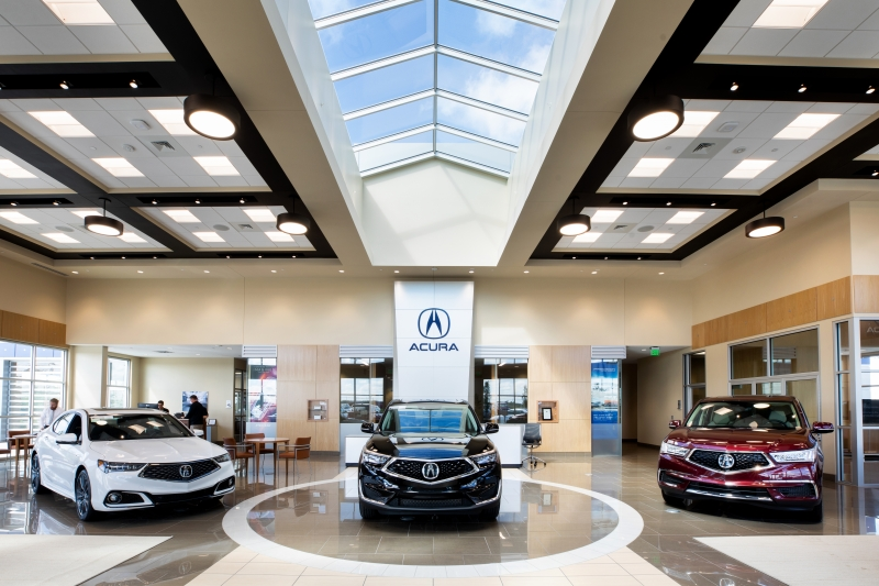 Acura Car Dealership
