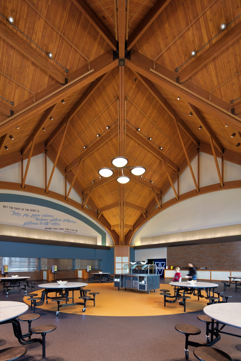 Valor Christian School Dining Hall