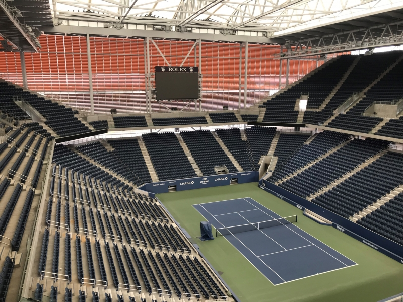 Louis Armstrong Stadium - US Open Tennis Stadium