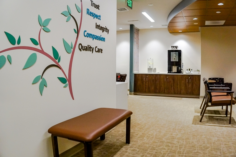 Placentia Linda Hospital Cath Lab Renovation