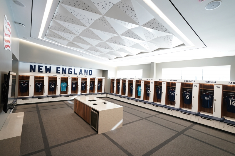 New England Soccer Practice Facility