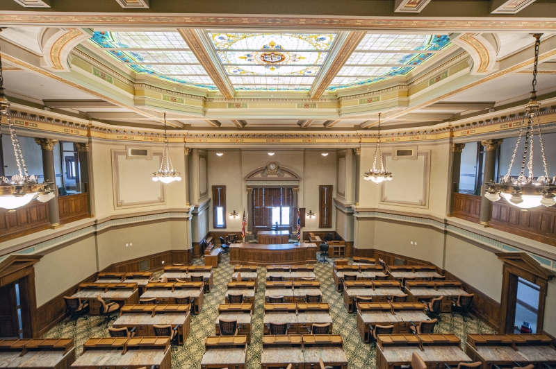 Wyoming State Capitol Restoration