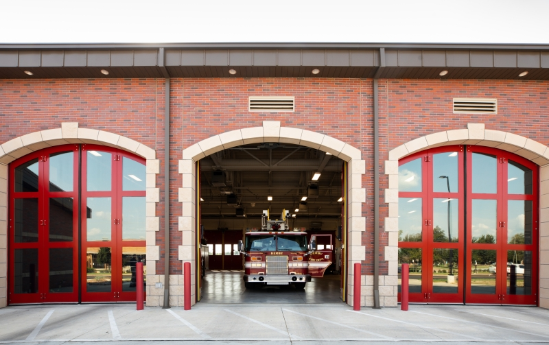 Derby Fire Station #81