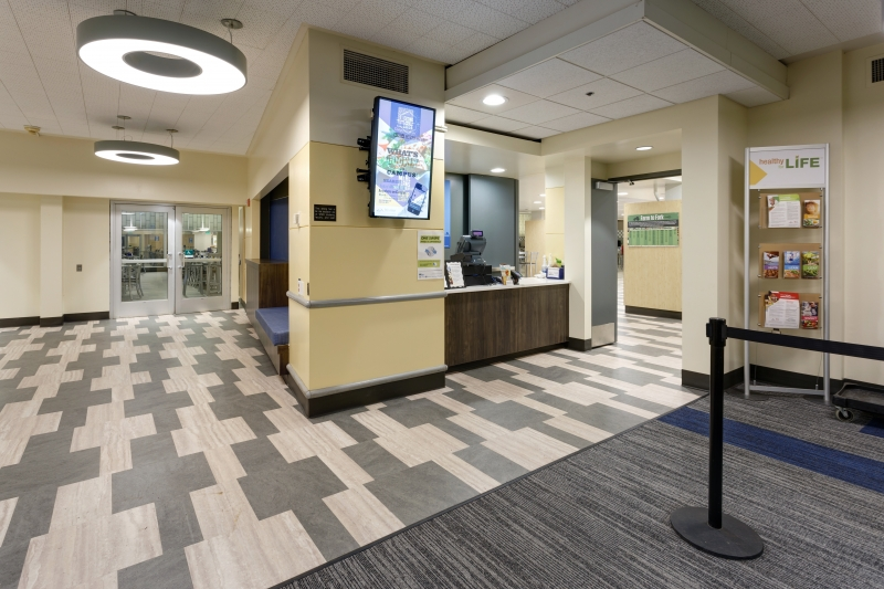 Viking Commons Refresh, Western Washington University