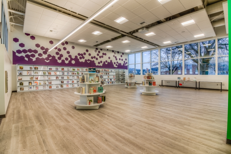 Wenatchee Library