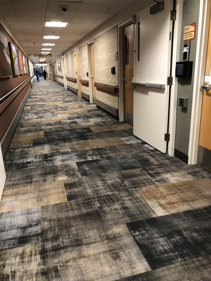 North Memorial Health - Plaza Commons & Corridors