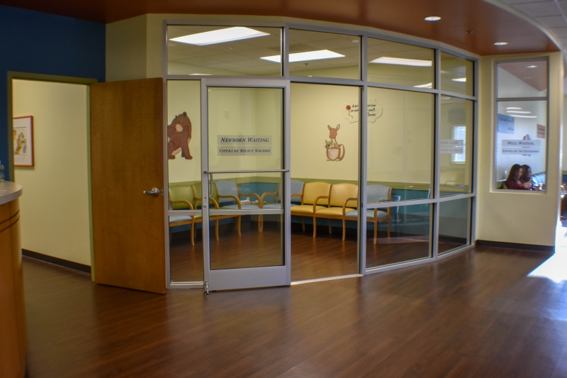 Longstreet Pediatrics – Oakwood