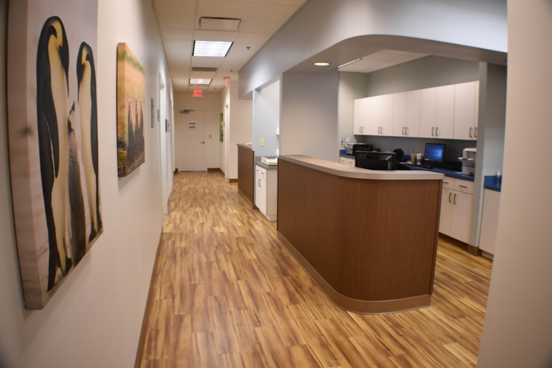 Gwinnett Pediatrics - Hamilton Mill