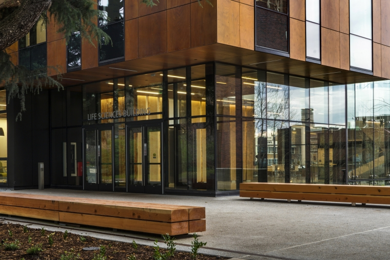 University of Washington Life Sciences Building