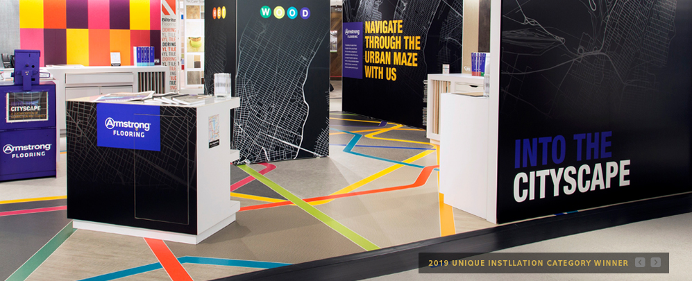 Unique Installation Category Winner – 2019